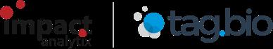tagbio-impactanalytix-logos